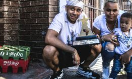 YoungstaCPT goes on a trophy tour after winning the Lyricist of the year