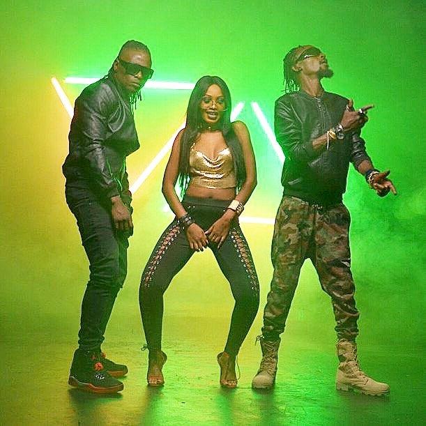 Spice Diana with Radio and Weasel.