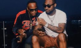 Davido meets Major League in South Africa