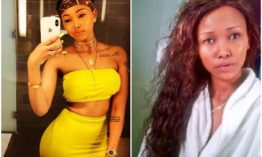 5 Kenyan female celebs who look totally horrible without makeup (Photos)