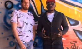 Justin Bradford to release a single with Khaligraph Jones