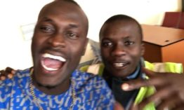King Kaka just met up with Mandela who believed in him when no one did