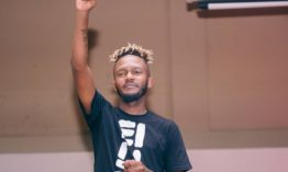 Kwesta is enjoying the good life in Kenya