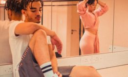 Shane Eagle is serving couple goals with his girlfriend (photos)