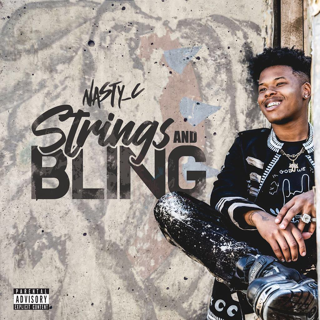 Strings And Bling album cover art. photo credit: Instagram/nasty_csa