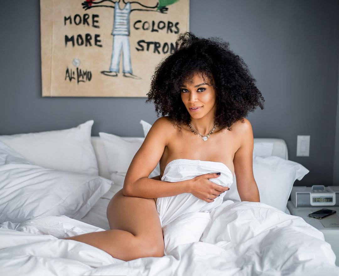 eye candy, the magnificent and gorgeous Pearl Thusi » Biggest Kaka