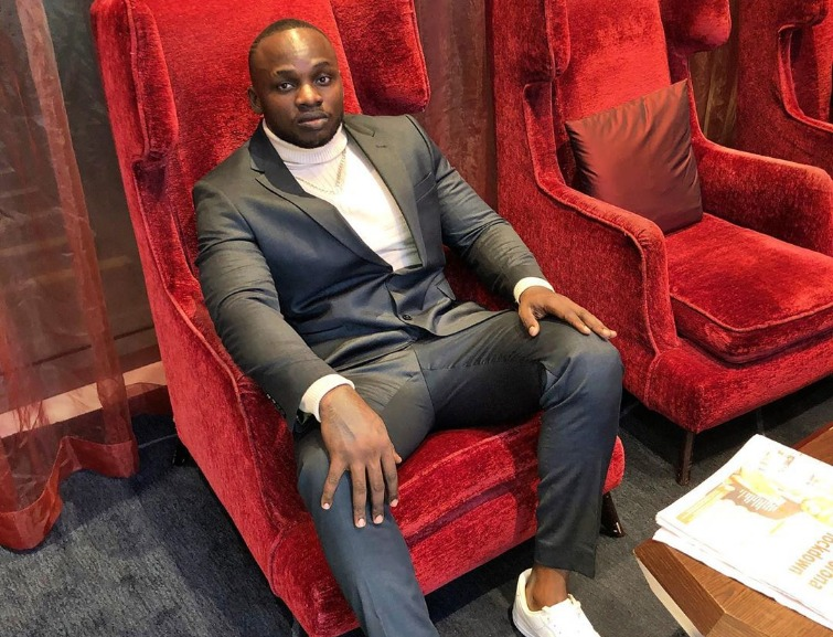 Khaligraph Jones drops 'Roll With You' for the ladies